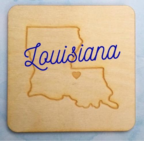 Louisiana by Jennifer Miller
