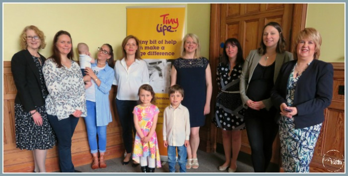 Tiny Life LIfe At Home Website Launch to help parents of premature babies going home from the hospital with Castle View Academy homeschool