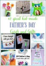 12 Great Kid-Made Father's Day Cards and Gifts