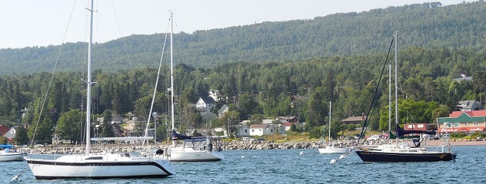 Grand-Marais-boat-area-on-Lake-Superior, , The Wise Owl Factory writes for Castle View Academy homeschool