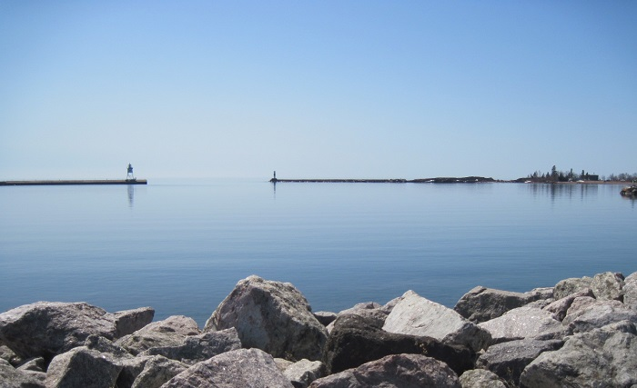 Grand Marais harbor-MN, , The Wise Owl Factory writes for Castle View Academy homeschool
