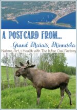 A Postcard From…Grand Marais; Where Nature, Art And Health Are Gold