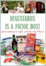 Degustabox is a Picnic Box!