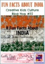 Fun Facts About India on the CKCBH linky