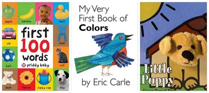 Great first books for kids at Castle View Academy homeschool