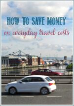 How to save Money on Everyday Travel Costs