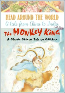 Read Around The World, The Monkey King at Castle View Academy homeschool