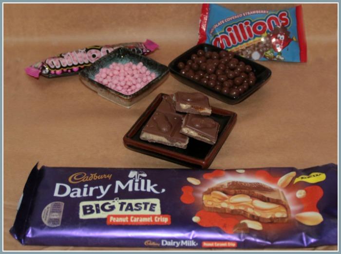 Sweet treats arrived in Degustabox at Castle View Academy homeschool