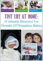 Tiny Life At Home: A Valuable Resource For Parents Of Premature Babies