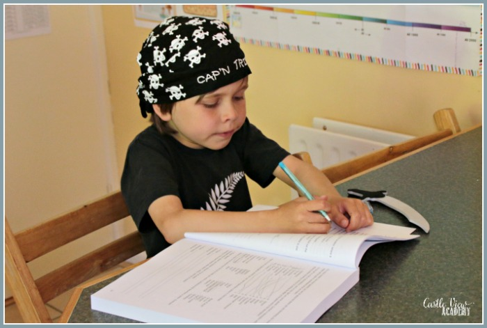 A Pirate's Guide to Grammar - if you don't like it, walk the plank! Castle View Academy