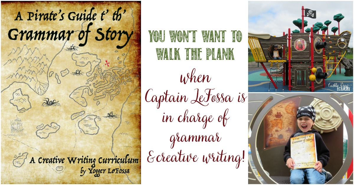 Grammar and creative writing with a twist! Castle View Academy reviews