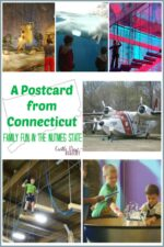 Our Unschooling Journey Through Life writes a Postcard from Connecticut for Castle View Academy