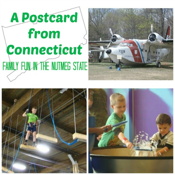 Postcard from Connecticut by Our Unschooling Journey Through Life