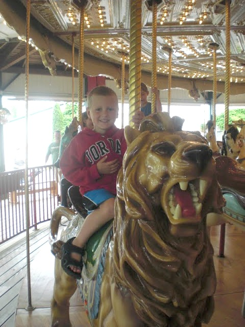 Quassy Amusement park for homeschoolers