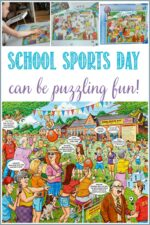 School Sports Day Can Be Puzzling fun at Castle View Academy