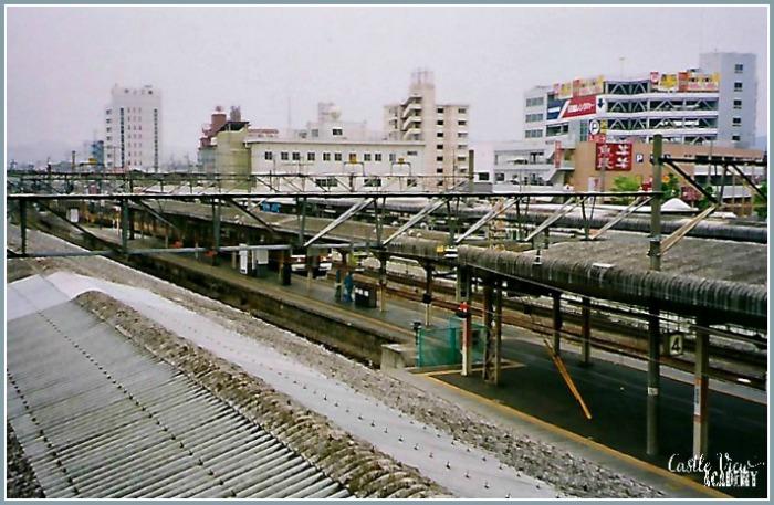 Takasaki Eki, Japan as seen by Castle View Academy
