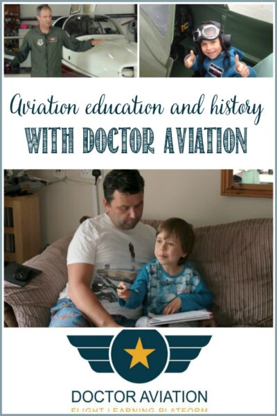 Take Flight With Doctor Aviation Education and Castle View Academy