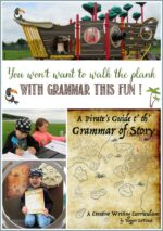 A Pirate's Guide t' th' Grammar of Story Review