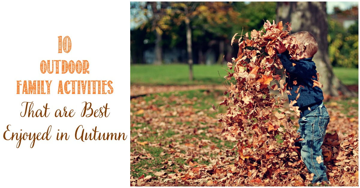 10 Outdoor Family Activities That are Best Enjoyed in Autumn at Castle View Academy