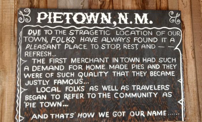 About Pietown