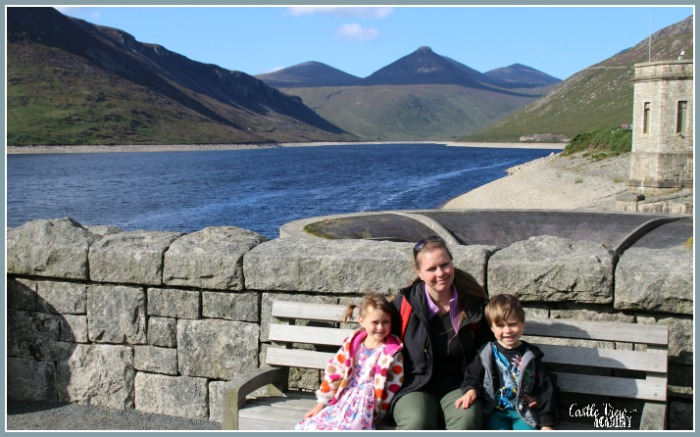 Castle View Academy goes to the Silent Valley, Northern Ireland