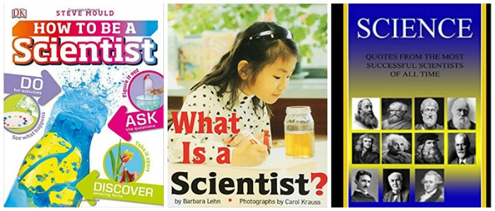 Castle View Academy how to be a scientist