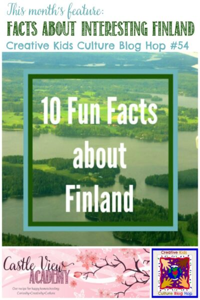 Facts About Interesting Finland on CKCBH and Castle View Academy