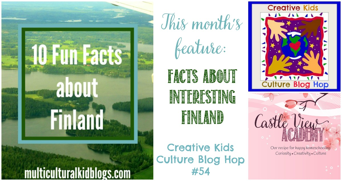 Facts About Interesting Finland on CKCBH at Castle View Academy