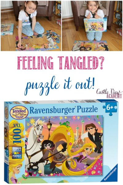 Feeling Tangled Puzzle It Out! A review by Castle View Academy