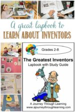 The Greatest Inventors Lapbook