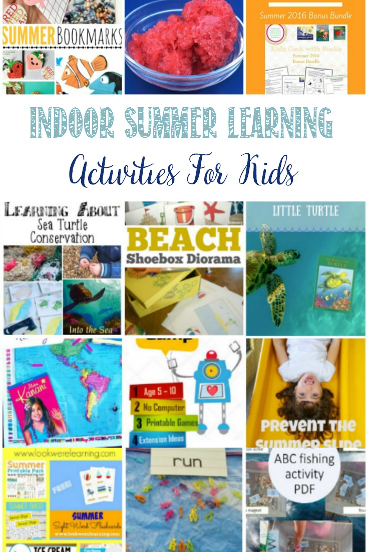 Indoor Summer Learning Activities For Kids at Castle View Academy
