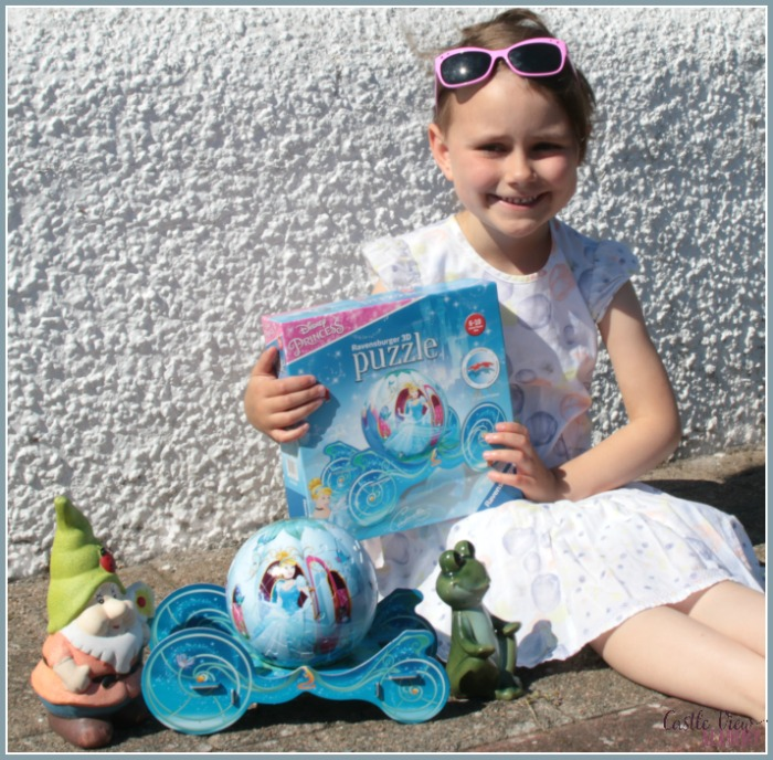 Let your imagination free with a Cinderella Carriage puzzle, Castle View Academy reviews