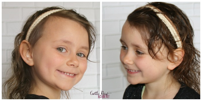 Lilla Rose hairband loved by Castle View Academy homeschool