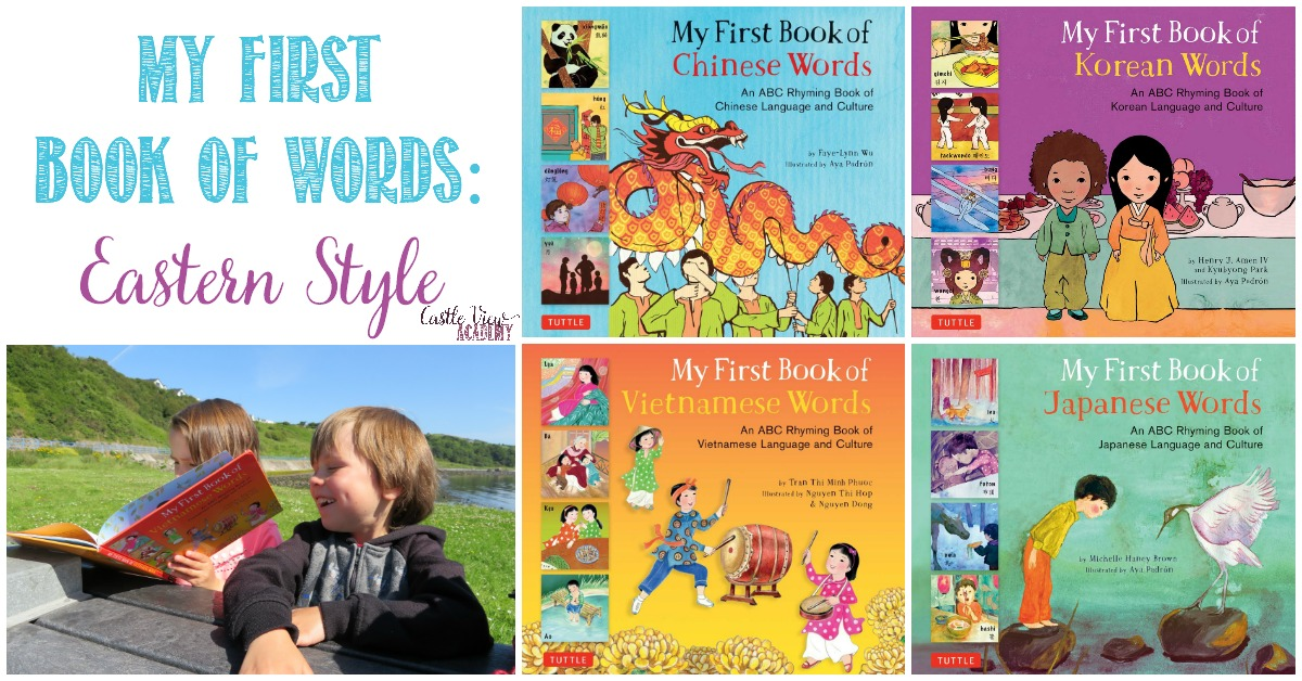 My First Book of Words, Eastern Style at Castle View Academy