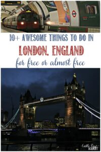 10+ Awesome Things To Do In London For Free with Castle View Academy