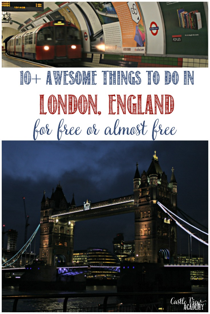 A Postcard From London: 10+ Awesome Things To Do In London For Free