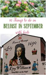 10 Things To Do In Belfast In September With Kids