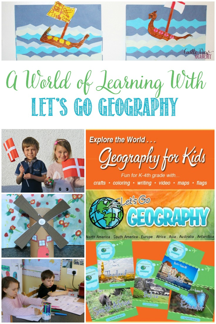 Our newest favourite resource isLet's Go Geography For the past five weeks it's brought so many things together for the children, find out why!