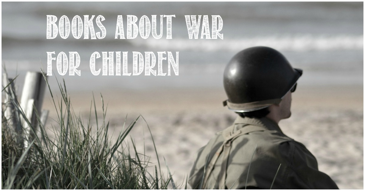 Books About War For Children