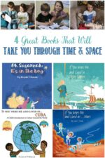 Castle View Academy homeschool reviews 4 Great Books That Will Take You Through Time & Space