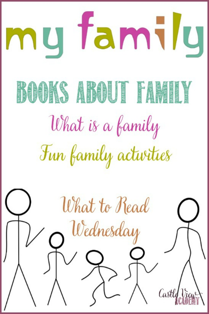 Books About Family; What to Read Wednesday