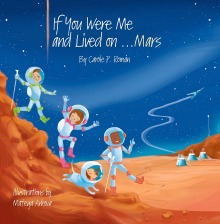 If You Were Me and Lived on... Mars a review by Castle View Academy homeschool