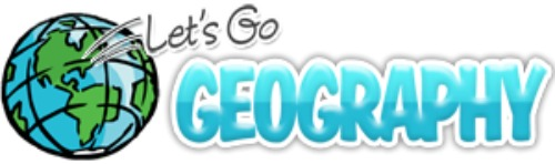Lets Go Geography Logo