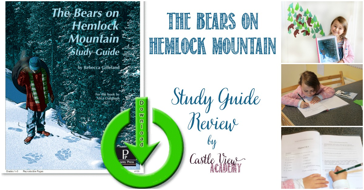 The Bears on Hemlock Mountain E-Guide Review by Castle View Academy