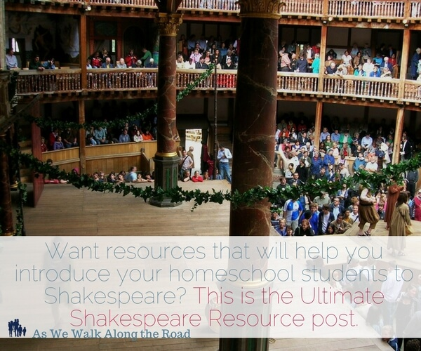 Ultimate Shakespeare Resource Post