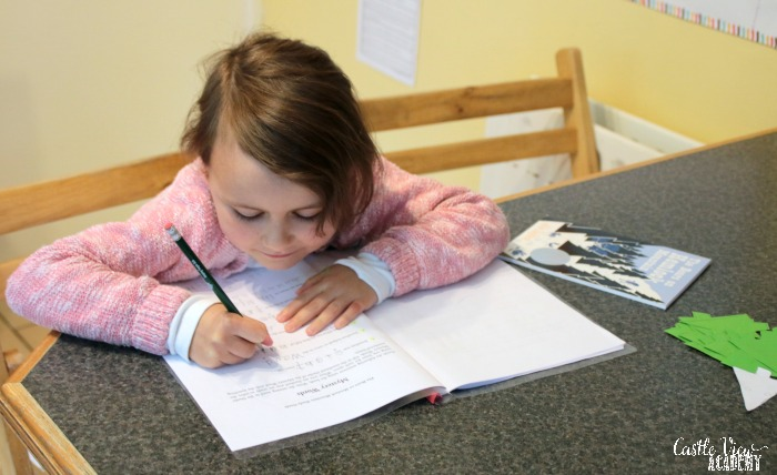 Using The Bears On Hemlock Study Guide from Progeny Press at Castle View Academy homeschool