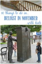 10 things to do in November in Belfast with kids and Castle View Academy homeschool