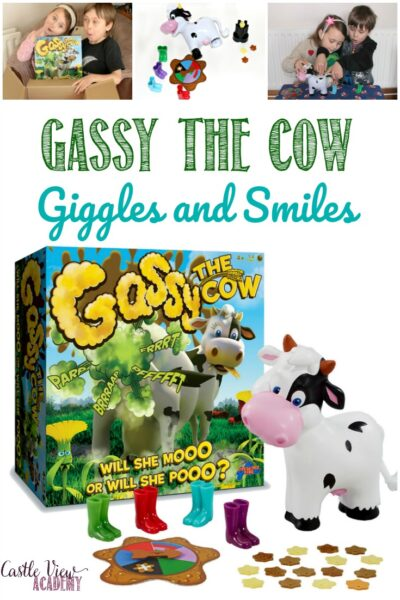 A review of Gassy The Cow by Castle View Academy