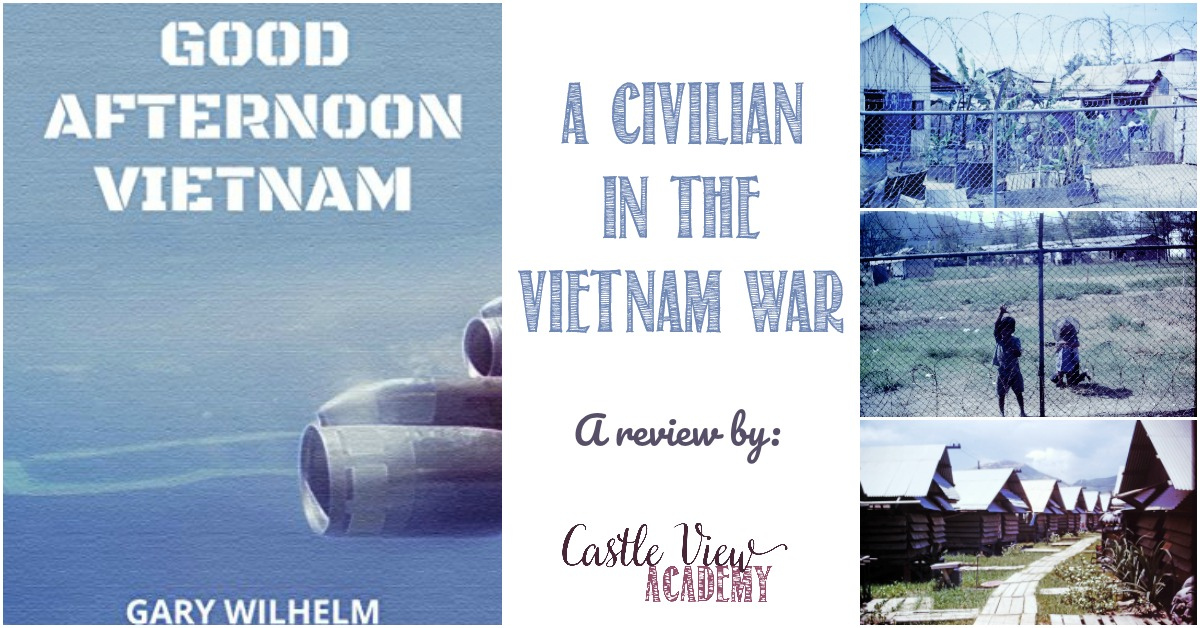 Good Afternoon Vietnam, a review by Castle View Academy