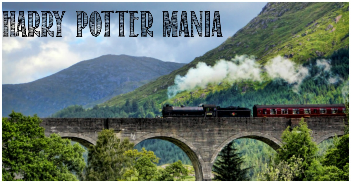 Harry Potter Mania at Castle View Academy